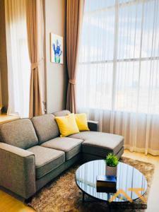 For RentCondoSathorn, Narathiwat : For rent  KnightsBridge Prime Sathorn  1Bed, size 37 sq.m. Beautiful room, fully furnished.