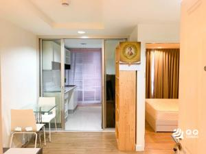 ขายคอนโดรัชดา ห้วยขวาง : ขายคอนโด The Kris Ratchada 17  ขนาด 30 ตร.ม. 1ห้องนอน ใกล้ MRT สุทธิสาร