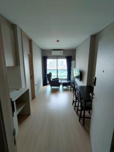 For RentCondoKasetsart, Ratchayothin : ❤️❤️❤️(For Rent)Big room, 1 bedroom, Studio price ❤️❤️Very worthwhile in Ratchayothin area ❤️Lumpini Park Phahol32*(near Kasetsart University)❤️ 300m.BTS Senanikom, fully furnished, ready to move in.