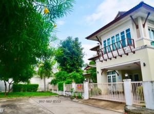 For SaleHouseLadkrabang, Suwannaphum Airport : Single House Ananda Sport Life Kingkaew 19