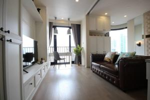 For RentCondoSukhumvit, Asoke, Thonglor : 🔥 HOT ITEM! 🔥 Condo for rent, Ashton Asoke (Ashton Asoke), new room, very beautiful decoration. Fully furnished and ready to move in!!!!!
