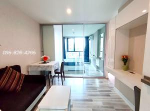 For SaleCondoChengwatana, Muangthong : Condo for sale, 1 bedroom, The Cube Plus Chaengwattana, 4th floor, pool view, near Laksi expressway.