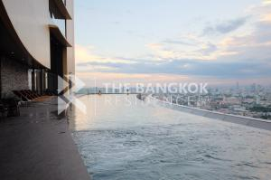 For SaleCondoSukhumvit, Asoke, Thonglor : Hot Price!! Modern Style Room Condo for Sale Near BTS Phrom Phong - The Lumpini 24 @4.6MB