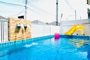 ขายบ้านหัวหิน ประจวบคีรีขันธ์ : ขายบ้านพูลวิลล่าหัวหิน 3.99 ล้าน ทำเลดี เดินทางสะดวก สระว่ายน้ำขนาด 3×8 เมตร