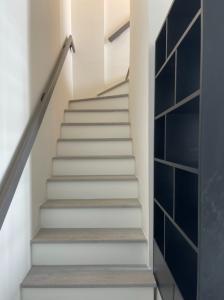 เช่าคอนโดอ่อนนุช อุดมสุข : [A379] ห้อง Duplex ถูกสุดคุ้ม ! 🔥🔥🔥 **ราคาพิเศษ 18,000 บาท ให้เช่าคอนโด The Line Sukhumvit 101 / เดอะ ไลน์ สุขุมวิท 101  ขนาด 43 ตร.ม. ชั้น 37 ชั้นสูง + วิวโค้งแม่น้ำเจ้าพระยา ใกล้ BTS ปุณณวิถี 250 เมตร