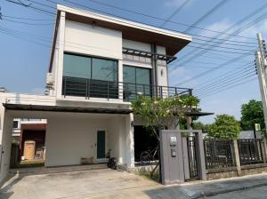 For SaleHouseLadkrabang, Suwannaphum Airport : 🔥For SALE Twin House like NEW | Near APL | 157 sqm. | We/2(Onnut-Rama9) Prawet