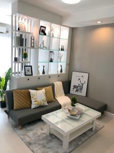 For SaleCondoOnnut, Udomsuk : Cheap sale, very nice room, only 5, xxx the log 3 condo near bts Punnawithi, Sukhumvit 101/1
