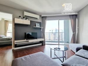 For RentCondoRama9, RCA, Petchaburi : (260)Belle Grand condominium: Minimum rental 1 month / warranty 1 month / free internet / free cleaning