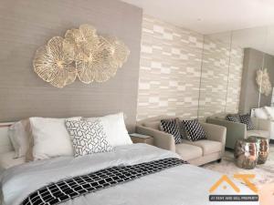 For SaleCondoSamrong, Samut Prakan : For Sale  Ideo Sukhumvit 115 - Studio, size 30 sq.m., Beautiful room, fully furnished.