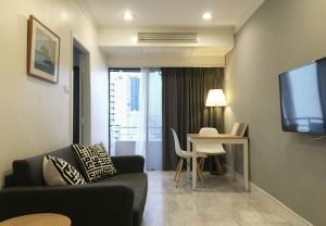 For RentCondoSukhumvit, Asoke, Thonglor : Rent - Condo 1 Bedroom Saranjai Mansion BTS Nana