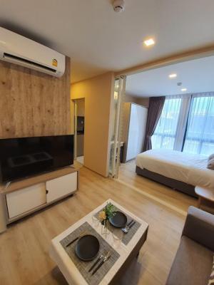 เช่าคอนโดอ่อนนุช อุดมสุข : For Rent Condo Chamber Onnut new room with beautiful decoration