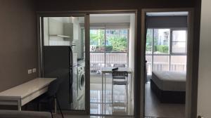For RentCondoRama9, RCA, Petchaburi : For Rent 租赁 式 公寓 Aspire Rama9 1bed 32sq.m. 11,500 THB Tel. 065-9899065
