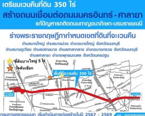 For SaleLandBangbuathong, Sainoi : ขายที่ดินบางใหญ่ 5 ไร่ ใกล้มอเตอร์เวย์สายใหม่ บางใหญ่ - กาญจนบุรี และถนนตัดใหม่ นครอินทร์-ศาลายา (เจ้าของขายเอง