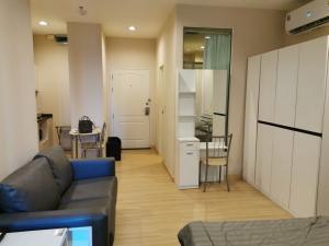 เช่าคอนโดวงเวียนใหญ่ เจริญนคร : For Rent 租赁式公寓 The Lighthouse Sathorn-Chareonnakorn studio 35sq.m. 11,000 THB Tel. 065-9899065