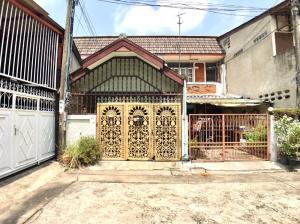 For SaleTownhouseBang kae, Phetkasem : 2 storey townhouse for sale, Lak Song Niwet Village, Petchkasem 63/2, near The Mall, Bang Khae, Bang Khae Nuea, Bangkok