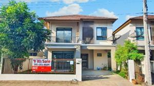 For SaleHousePattanakan, Srinakarin : New house, the best price in the project #Yellow line train line Srinakarin-Pattanakarn-On Nut (BC14-38)