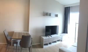For RentCondoRattanathibet, Sanambinna : For rent, Condo Amber Tiwanon, 1 bedroom, 35 sq m. 10,000 baht / month.