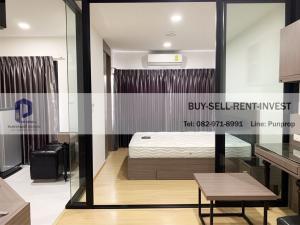 For SaleCondoBangna, Lasalle, Bearing : Condo for sale in Viia 7 Bangna Garden 7, near ABAC University, 29 sqm.