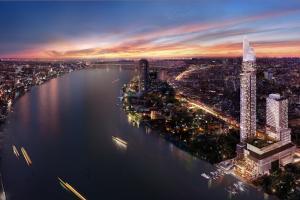 ขายคอนโดพระราม 3 สาธุประดิษฐ์ : 🔥📌🔥◆◇Super Luxury คอนโดมิเนียมสุดหรูระดับ  ริมแม่น้ำเจ้าพระยาCanapaya Residences ,2 Bed  15.8X MB. ◆◇🔥📌🔥