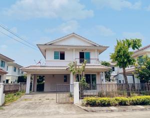 For SaleHouseRama 2, Bang Khun Thian : House for sale, Prueklada 2, Tha Kham - Rama 2, cheap price.