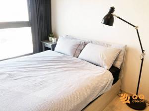 For RentCondoRama9, RCA, Petchaburi : For rent  The Privacy Rama 9 - Studio, size 28 sq.m., Beautiful room, fully furnished.