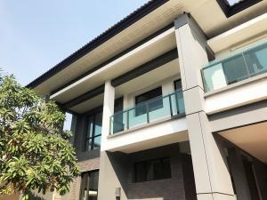 For SaleHouseBangna, Lasalle, Bearing : A brand new 5 bedroom house for sale at The City Bangna Km.7 after Mega Bangna.