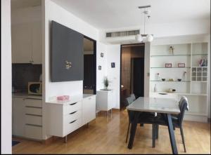 For RentCondoSukhumvit, Asoke, Thonglor : CitySmart condo 2 bedrooms 2 bathrooms for rent 85 sqm Less than 5 mins walk to BTS MRT Asoke