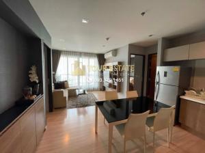 For RentCondoSathorn, Narathiwat : Rhythm Sathorn> Beautiful room, very modern, fully furnished, river view!