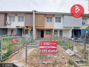 For SaleTownhouseSiam Paragon ,Chulalongkorn,Samyan : Townhouse for sale Eua Arthorn Village, Rangsit (Khlong 9), Pathum Thani