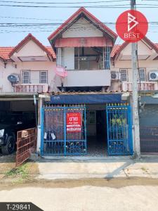 For SaleTownhouseHua Hin, Prachuap Khiri Khan, Pran Buri : 2 storey townhouse for sale, Nong Samor Village, Hua Hin, Prachuap Khiri Khan The addition is ready.