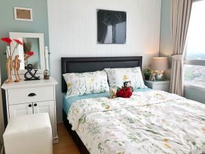 For RentCondoPattanakan, Srinakarin : ให้เช่าห้องสวย 1 ห้องนอน 32 ตรม