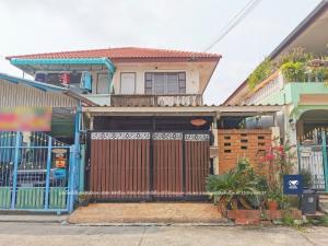ขายทาวน์เฮ้าส์/ทาวน์โฮมเอกชัย บางบอน : บ้านพระปิ่น 5 เอกชัย 109  ต่อเติมครบ พร้อมอยู่ ใกล้ถนนใหญ่  อารมณ์บ้านแฝด เพียง 2.3 ล้าน