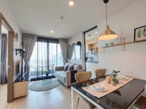 For RentCondoBangna, Lasalle, Bearing : 🍀IDEO O2 Bangna, elegant decoration, negotiable, interested @LINE: Nutty_6367