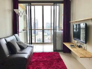 For RentCondoLadprao, Central Ladprao : Ideo Ladprao 5 for rent, near MRT Phahon Yothin, open view.