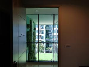 For RentCondoOnnut, Udomsuk : [BTS On Nut] The Niche Mono Sukhumvit 50 for rent with complete electrical appliances.