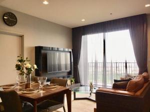 For SaleCondoSapankwai,Jatujak : Sale and quick rent, The Line Jatujak, 2 bedrooms, 2 bathrooms, Chatuchak Park view, 700 rai.