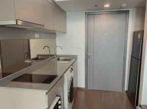 For RentCondoRama9, RCA, Petchaburi : Condo for rent, Ideo New Rama 9, beautiful room, fully furnished, ready to move in