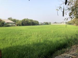 For SaleLandSuphan Buri : Land for sale 7 rai 91 sq m, near Thonburi Hospital Uthong 600 meters in the U Thong district. Near Lotus U-Thong