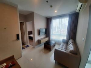 For SaleCondoOnnut, Udomsuk : Urgent sale, The Sky Sukhumvit, near Bts Udomsuk, beautiful room, ready to move in!