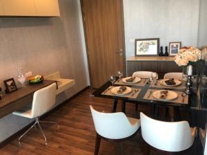 For SaleCondoBang Sue, Wong Sawang : Sale below cost Condo Chewathai Interchange Chewathai Interchange * 2 bedrooms, fully furnished.