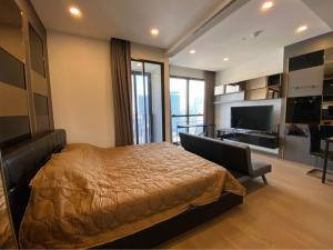 For RentCondoSiam Paragon ,Chulalongkorn,Samyan : For Rent Ashton Chula-Silom, 31st floor, new room, beautiful furniture, new bedding, near Sam Yan MRT