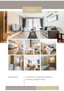For RentCondoSukhumvit, Asoke, Thonglor : Peaceful and private, only 80 m. From BTS Thonglor station (Able to support animals)