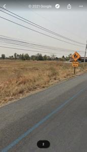 For SaleLandKhon Kaen : Land for sale on Mittraphap Road, Non Sila District, Khon Kaen Province