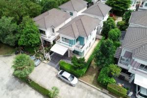 ขายบ้านพระราม 5 ราชพฤกษ์ บางกรวย : พร้อมเจรจา!! ขายบ้านแฝดสไตล์บ้านเดี่ยว ไลฟ์ บางกอก บูเลอวาร์ด พระราม 5( Life Bangkok Boulevard Rama5) ขนาดพื้นที่ 35.6  ตรว. ทำเลดี สภาพบ้านสวย พร้อมเข้าอยู่ได้เลย!!!