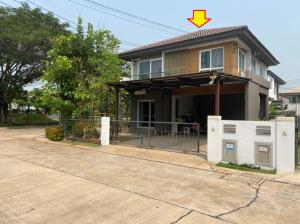 For SaleHouseKhon Kaen : 2-storey detached house for sale, INIZIO project under LAND & HOUSES, Maliwan Road, Khon Kaen Province