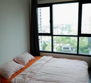 For SaleCondoOnnut, Udomsuk : Condo for sale, The Base Park West Sukhumvit 77, Floor 12, size 28.5 square meters, 1 bedroom, 1 bathroom.