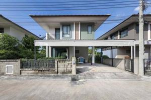 For SaleHouseBangna, Lasalle, Bearing : ⭐🚩 House for sale‼ ️ Golden Village Bangna-Kingkaew (H1099)