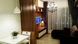 For RentCondoRattanathibet, Sanambinna : Condo for rent Aspire Rattanathibet 15th floor AOL-F84-2103003586