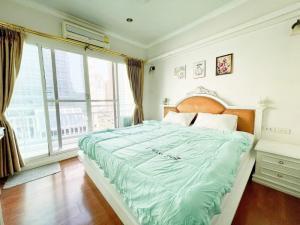 For RentCondoSukhumvit, Asoke, Thonglor : RT0005 Condo for rent / sale Grand Park View Asoke Sukhumvit 21 opposite SWU. Opposite Grammy Building