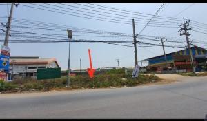 For RentLandSamrong, Samut Prakan : LS191 Land for rent, area 240 sq m., Purple area Phra Samut Chedi District Samut Prakan Province